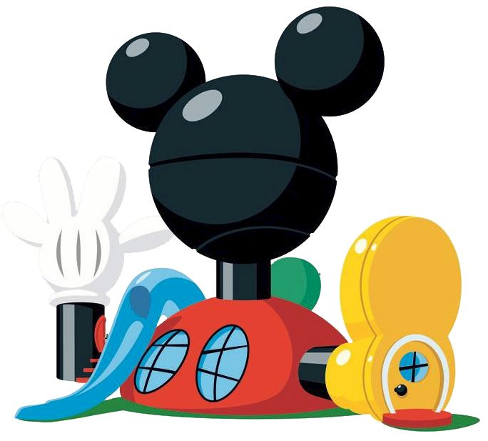 684x617 Mickey Mouse Clubhouse Clipart Clipart Panda
