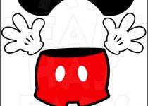210x150 Clip Art Clip Art Of Mickey Mouse