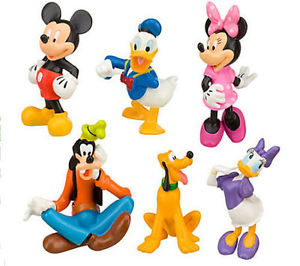 300x266 2017 Disney Mickey Mouse Clubhouse Figurine Deluxe Figure Set