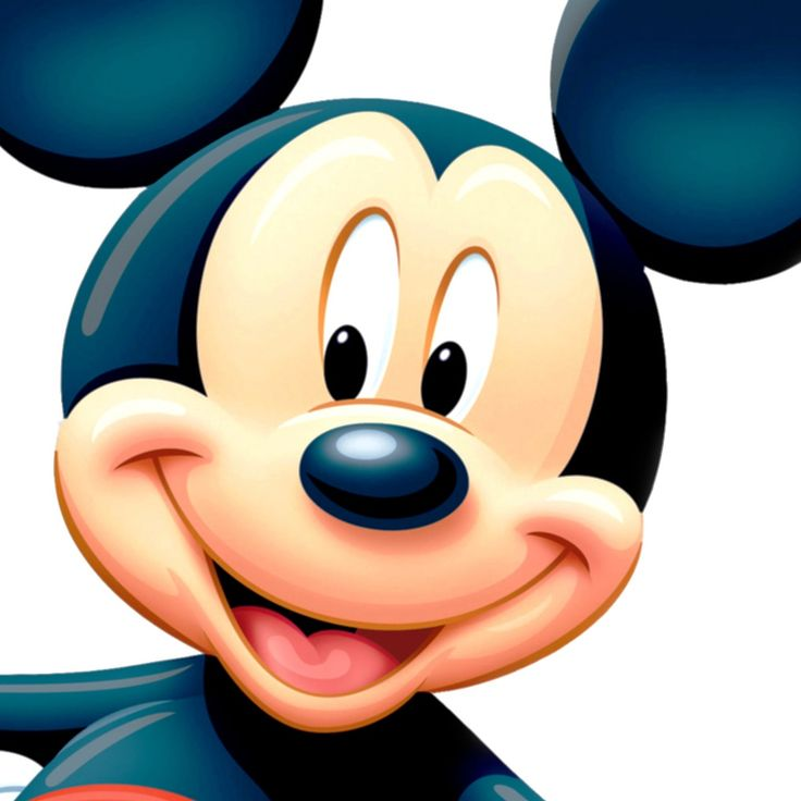 736x736 3d Clipart Mickey Mouse 3013609