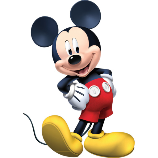 512x512 48 Units Of Mickey Mouse Images