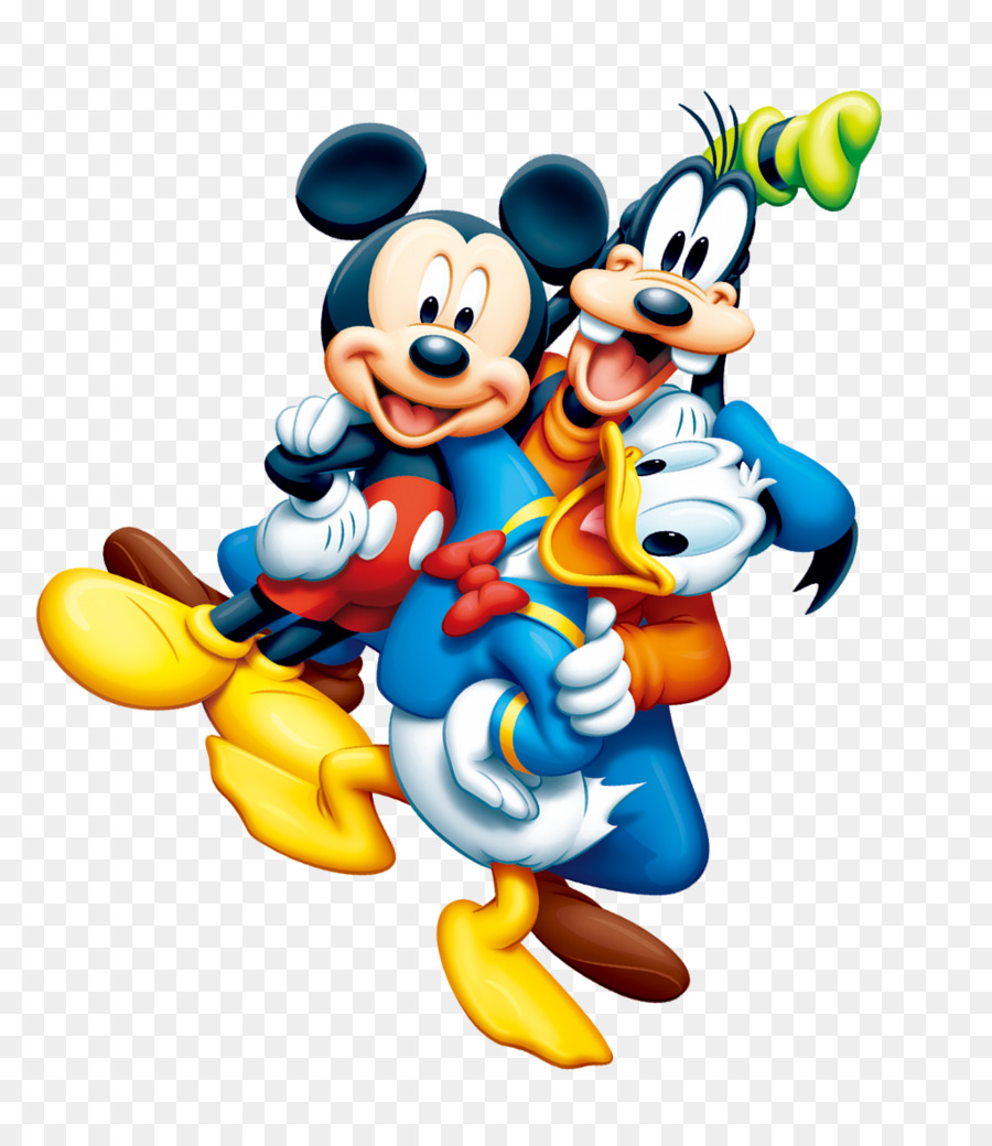 900x1040 Mickey Mouse Minnie Mouse Goofy Clip Art