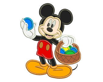 340x270 Mickey Mouse Easter Etsy