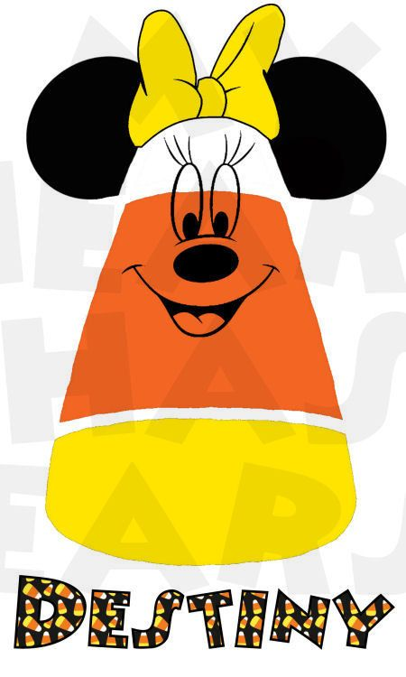 Mickey Mouse Halloween Clipart
