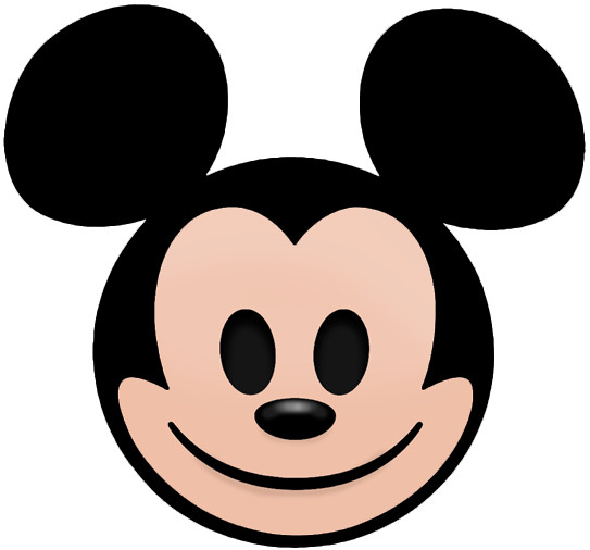 543x506 Awesome Mickey Mouse Head Clipart Disney Emojis Clip Art Meme