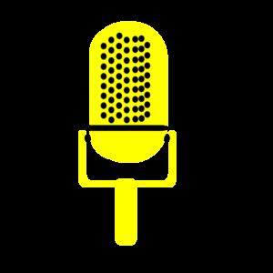 300x300 Microphone Clip Art