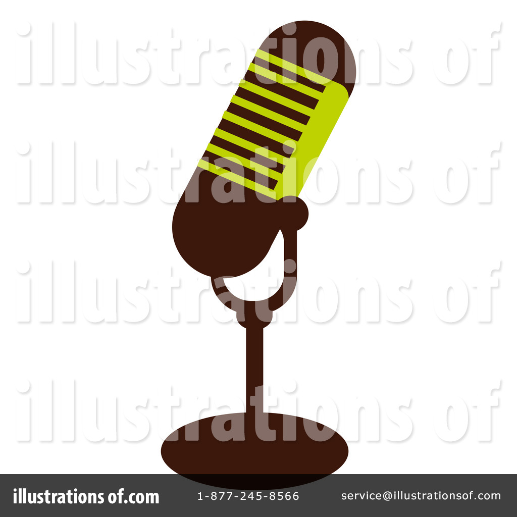 1024x1024 Microphone Clipart