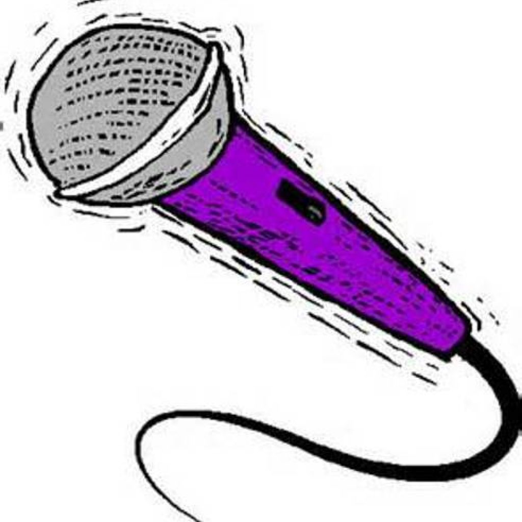 1024x1024 Microphone Clipart Monkey Clipart