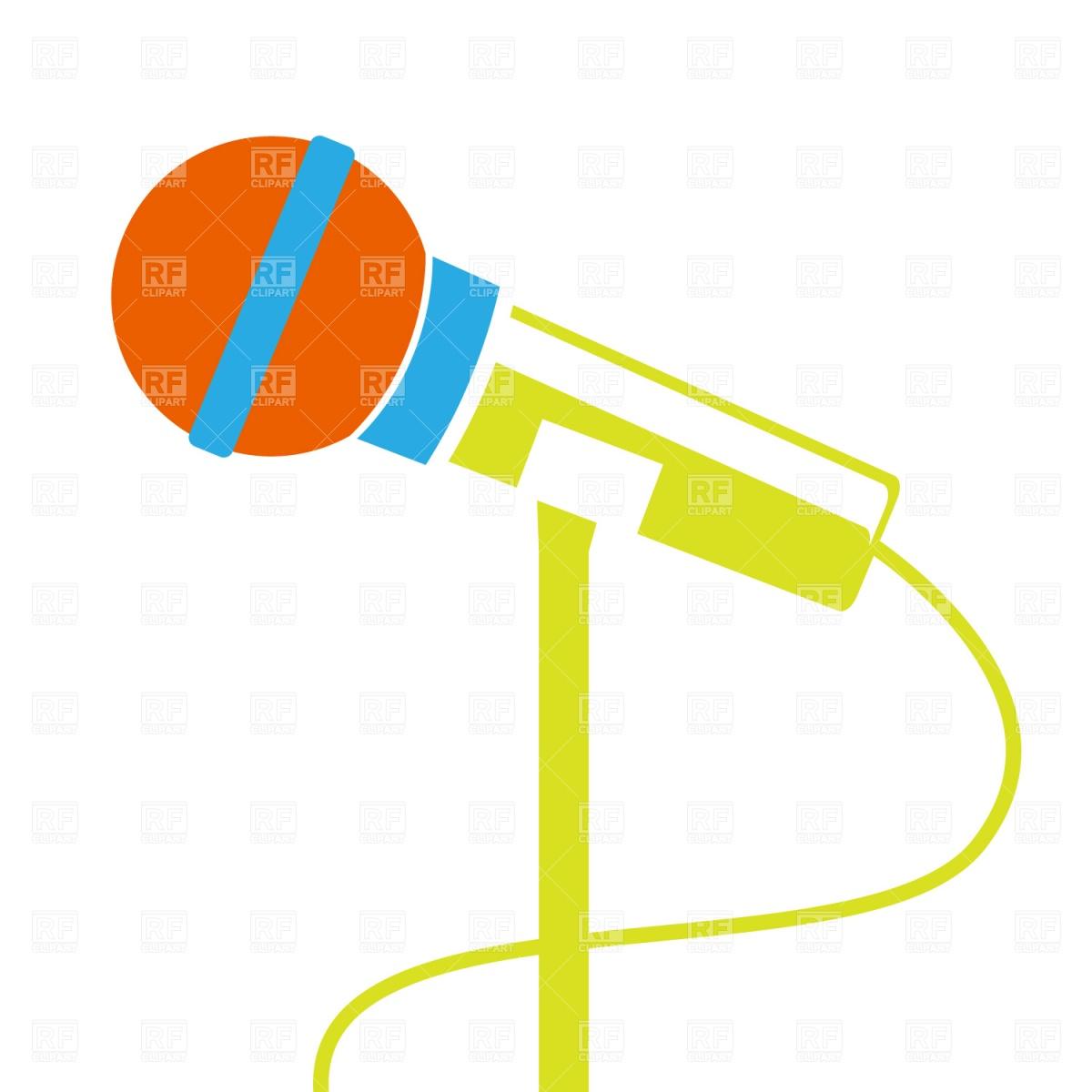 1200x1200 Microphone Stand Clip Art Clipart Panda
