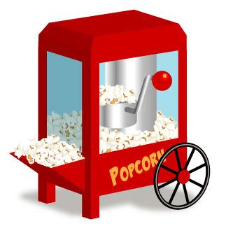 323x323 Popcorn Clipart Microwave Popcorn 3814562