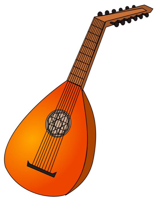 568x700 Clipart Of Cellos, Violins And Other String Instruments