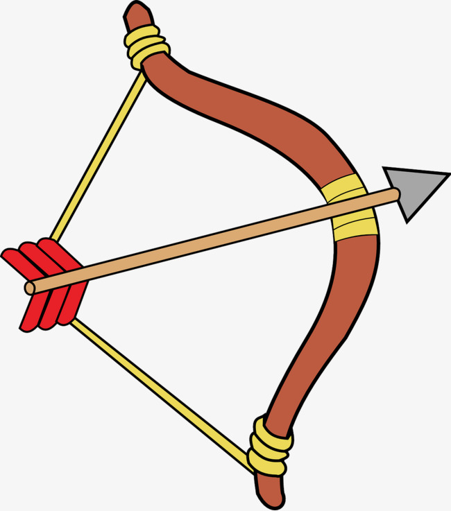 650x737 Bow And Arrow, War, Middle Ages, Ancient Png Image And Clipart