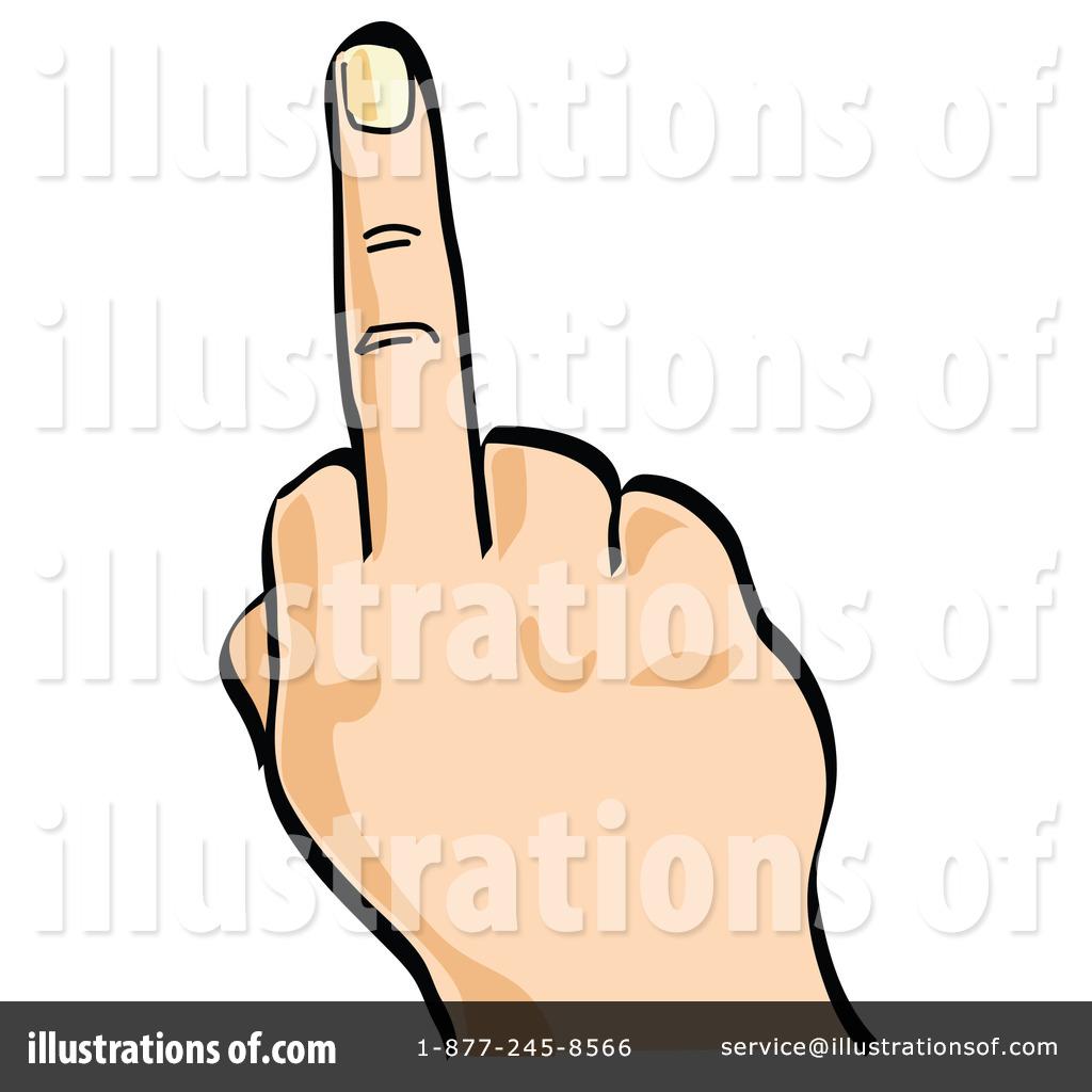 1024x1024 Finger Clipart Middle Finger
