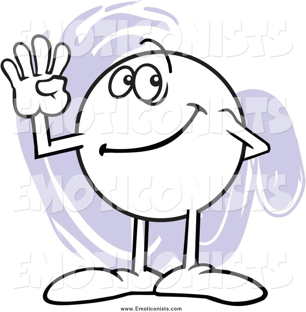 1024x1044 Four Fingers Clipart