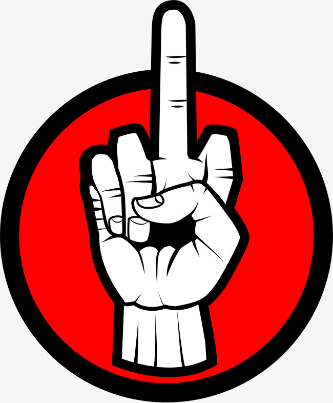 650x786 Middle Finger Png, Vectors, Psd, And Clipart For Free Download