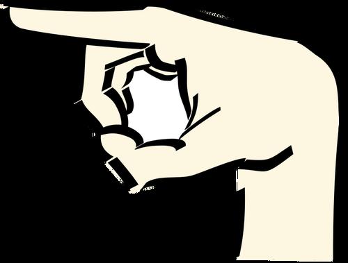500x379 523 Middle Finger Clipart Free Public Domain Vectors