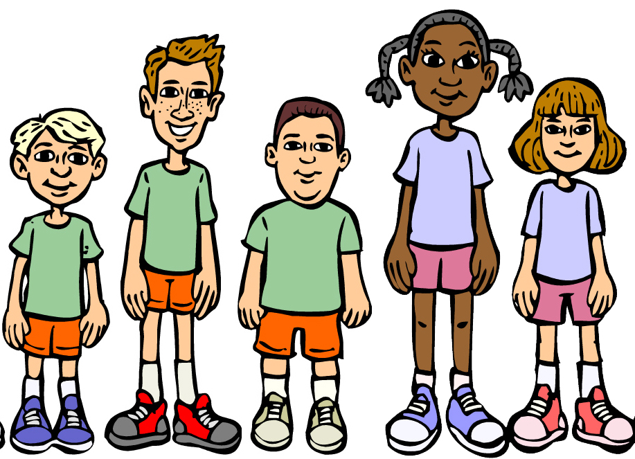 917x663 Clipart Middle School Students Collection