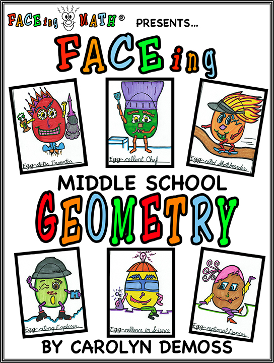 544x720 Faceing 5th 7th Grade Geometry Faceing Math