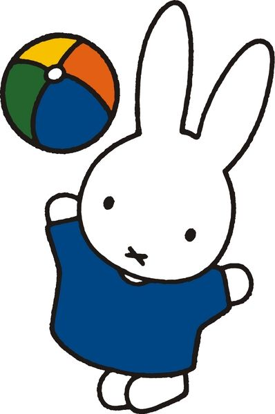 Miffy Clipart