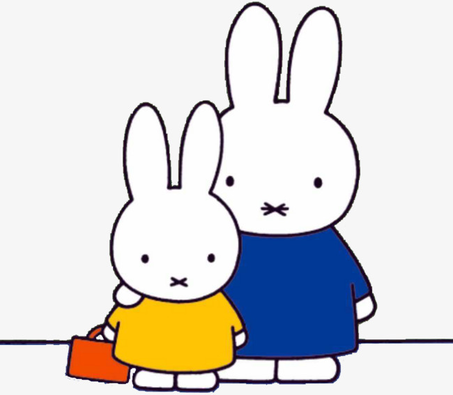 650x567 Cute Miffy Rabbit, Cartoon, Png Picture, Miffy Rabbit Png Image