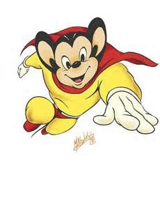 230x300 40 Best Cartoon Phreek Mighty Mouse Images