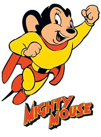 350x475 56 Best Mighty Mouse Images On Mighty Mouse, Comic