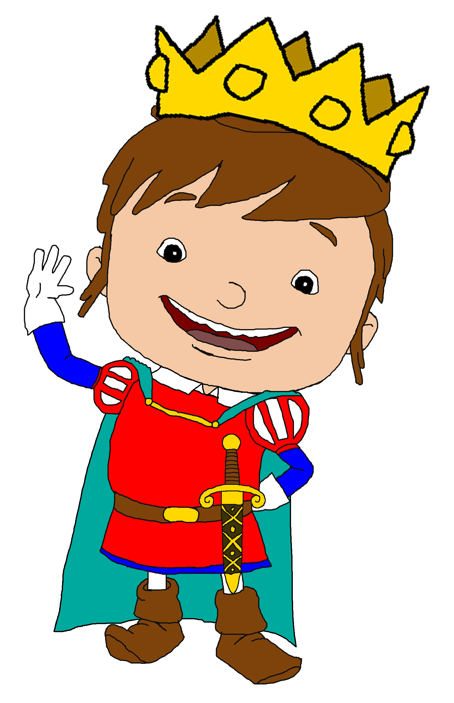 1521x2352 Mike The Knight On Nick Jr