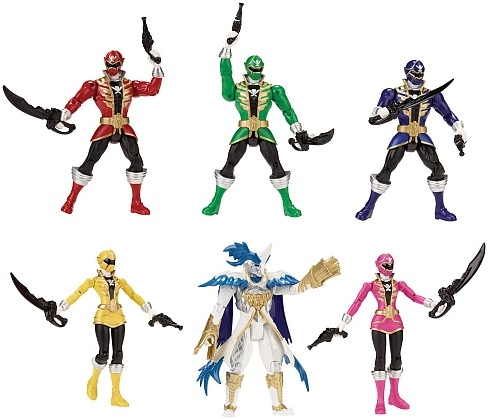 500x419 Super Megaforce Toy Images From Tru Canada!