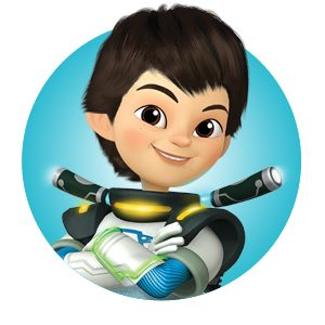 Miles From Tomorrowland Clipart