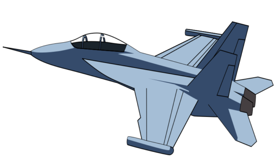 Military Airplane Clipart