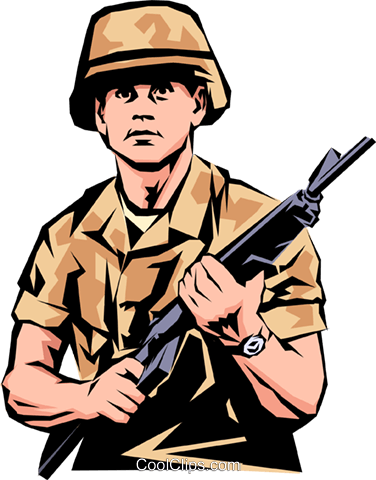 376x480 Crafty Design Ideas Army Man Clipart Boy In Uniform Clip Art Image