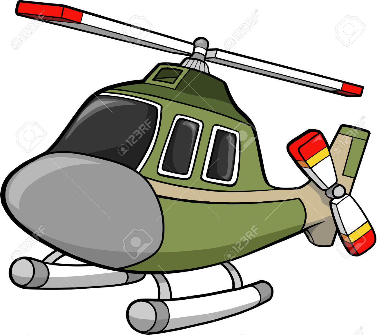 1300x1156 Military Helicopter Clip Art