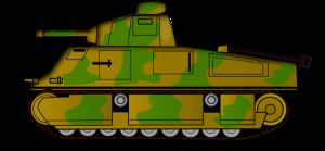 300x139 Tank Cartoon Image Military Tank Clip Art