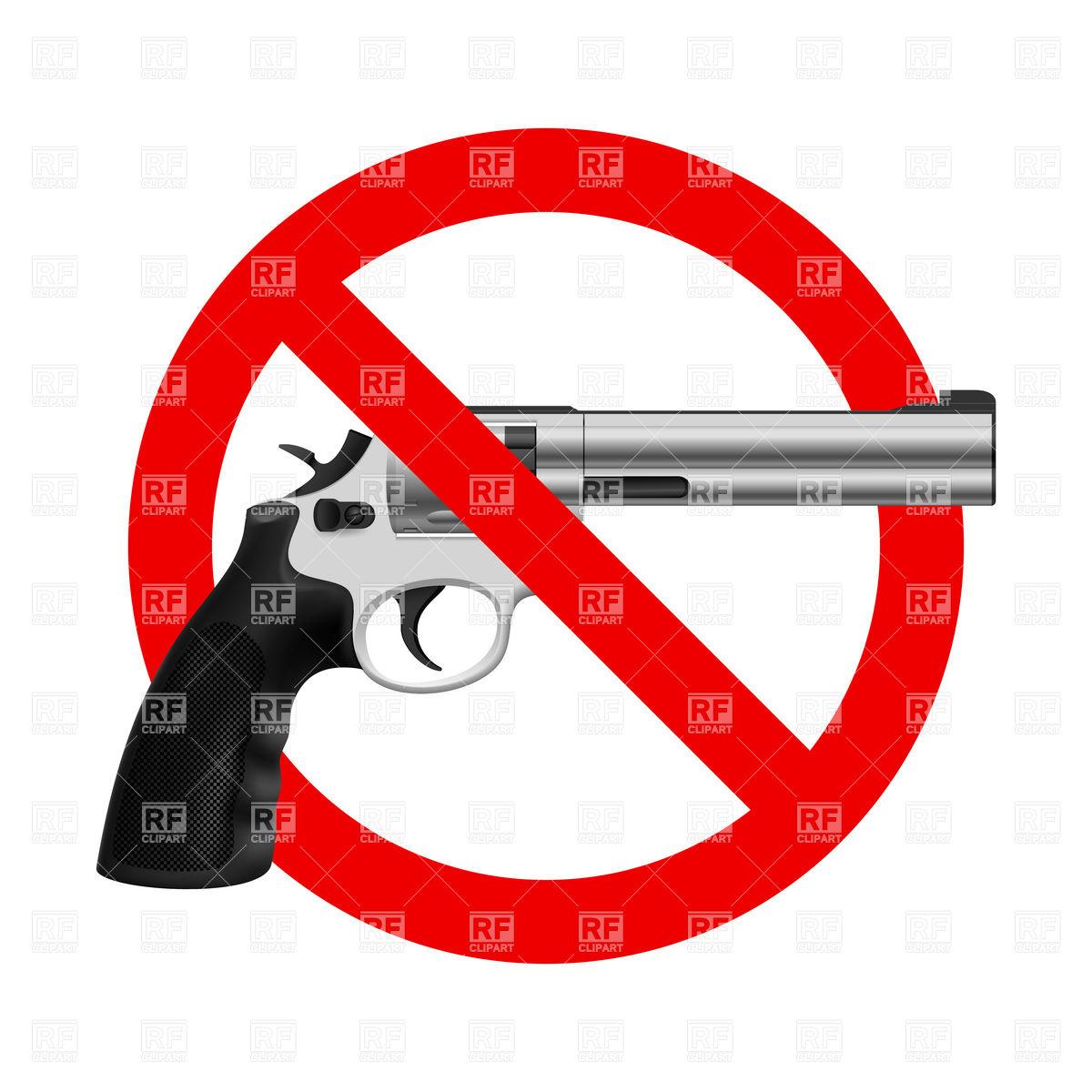 1200x1200 Pistol Clipart Logo