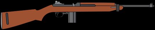 535x105 Rifle Clipart Free Clipart Panda