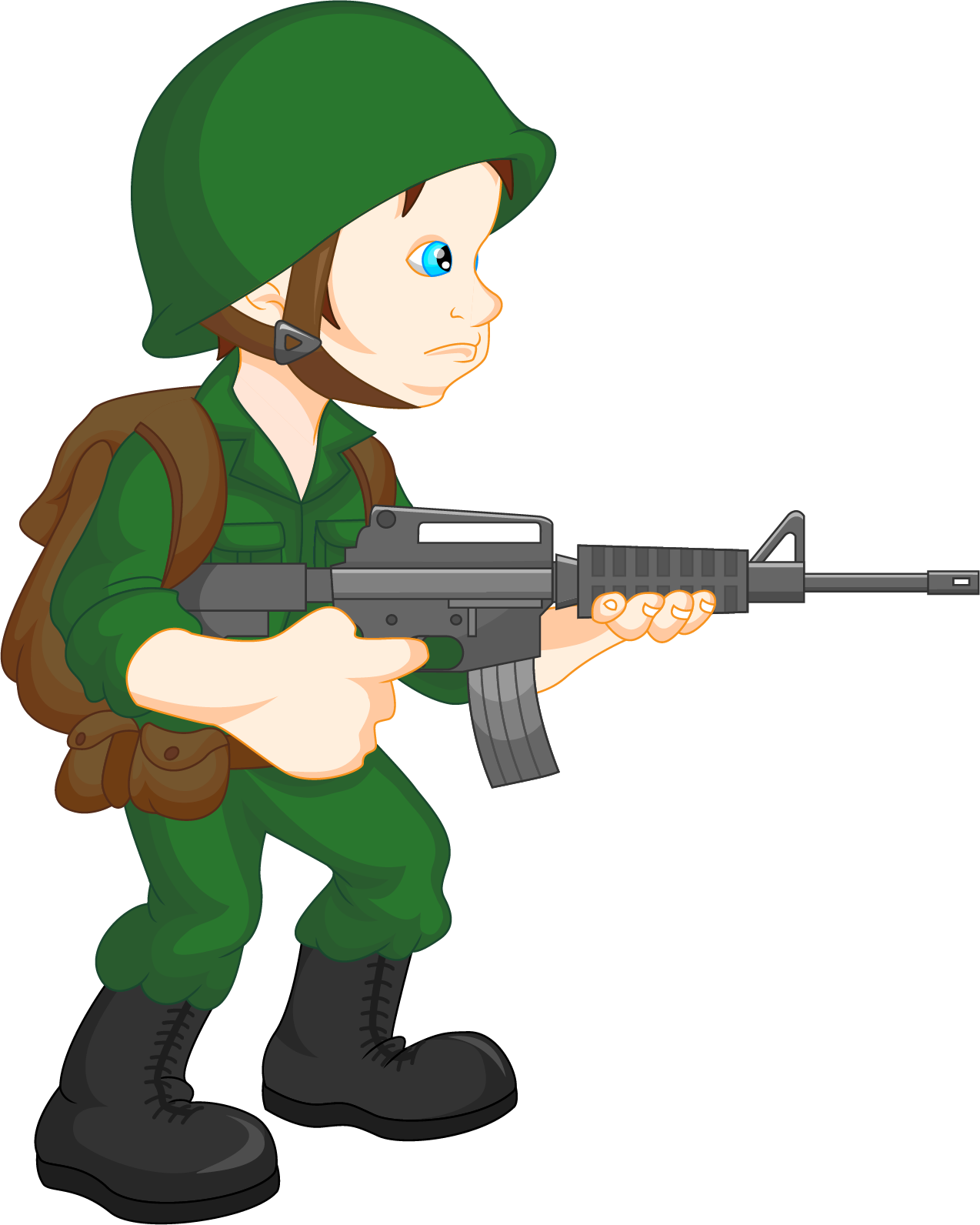 1274x1592 Soldier Army Military Clip Art