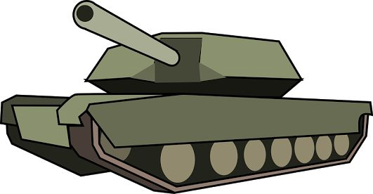 military gun clipart at getdrawings com free for personal use rh getdrawings com  army tank clipart black and white