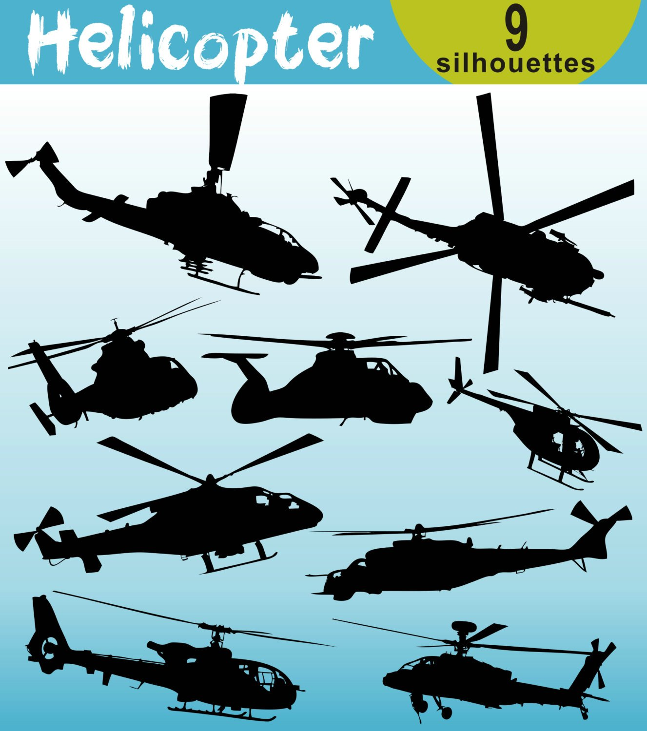 1327x1500 Helicopter Clipart, Helicopter Silhouette Clipart, Military