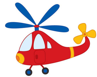340x270 Helicopter Clipart Images Collection