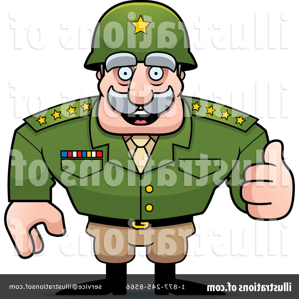 1024x1024 Military Leader Clipart