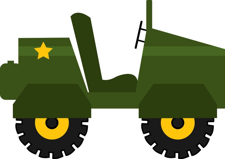 Military Tank Clipart