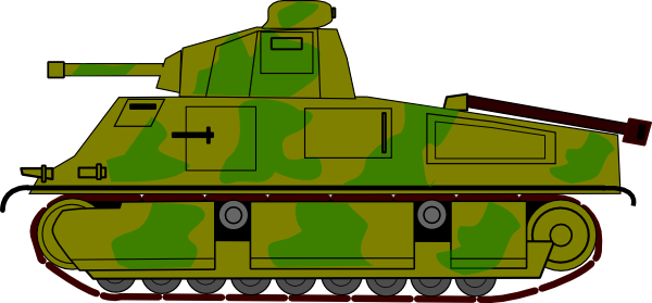 600x279 Military Clipart Military Vehicle
