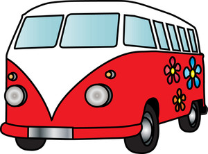 300x222 Free Bus Clipart Image 0071 1006 2115 1109 Truck Clipart