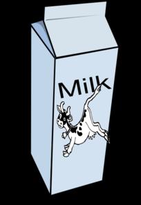 204x296 Milk Carton Clip Art