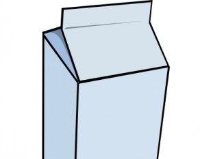 292x233 Milk Carton Clip Art Free Vectors Ui Download