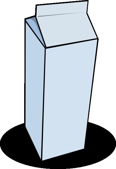 408x592 Milk Carton Clip Art Free Vector 4vector