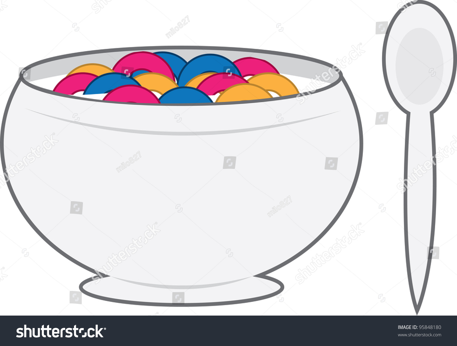 1500x1137 Bowl Clipart Bowl Milk