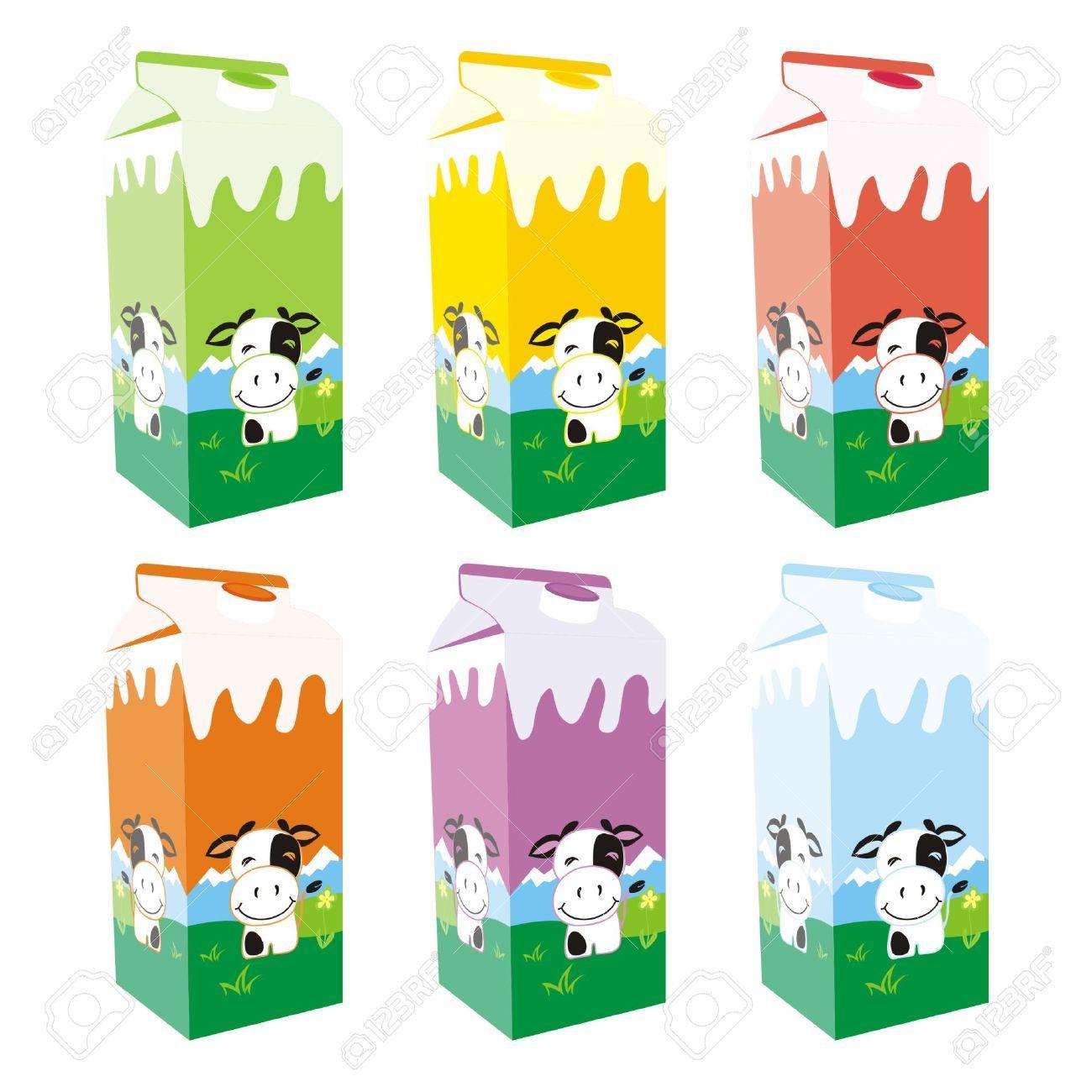 1300x1300 Milk Carton Clip Art Packaging