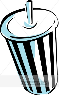Milkshake Clipart