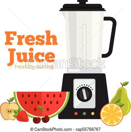 450x453 Fruits Smoothie Cocktail Milkshake Juice Making Of Clip Art